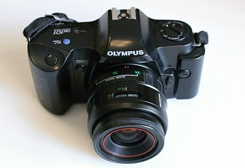 Olympus Power Focus  Om 101 +Manual adapter obj 35-70mm 3,5/4,5f