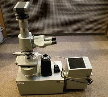 Mikroskop Fluorescenční Carl Zeiss