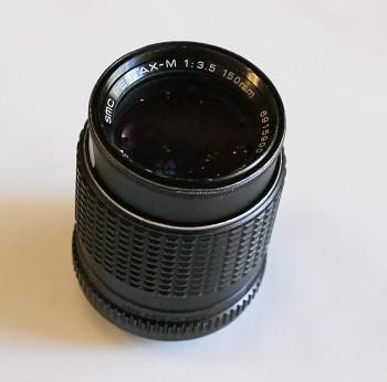 SMC Pentax -M 150mm/3,5f