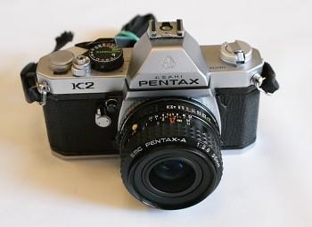 Asahi Pentax K2 + Obj: SMC-Pentax-A 35mm/2,8f