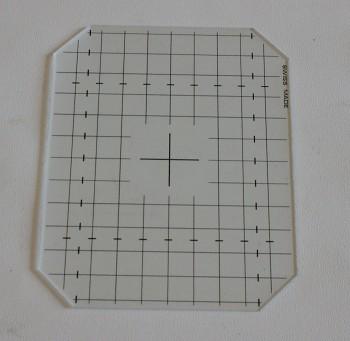 Matnice na Linhof -Sinar -Cambo 9x12