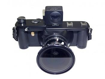 LINHOF TECHNORAMA 617 + SUPER-ANGULON 90mm f/5.6