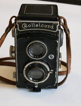 Rolleicord 6x6  obj:Triotar 1:3,8f/75mm