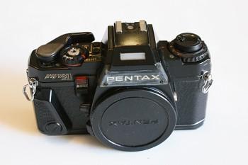 Pentax Program A na součástky