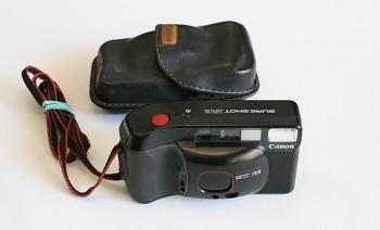 Canon Sure shot Supreme obj. 38mm 1:2,8f