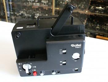 Promítačka 8mm S8 -N8 Rollei P840T