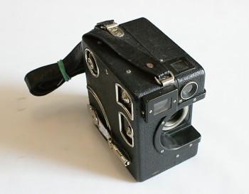 Filmova Kamera 16mm Simens Tělo