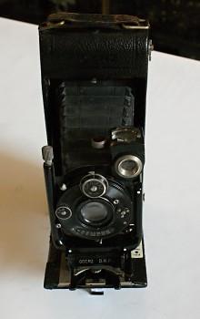 Měchový Fotoaparát Goerz 6x9 Obj: Anastigmat 6,3/125mm