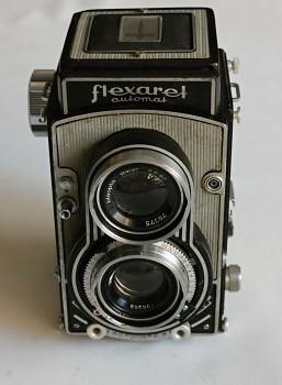 Flexareta 7 6x6 obj: Belar 3,5/80mm