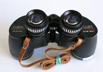Binokularní dalekohled Tasco 7x35mm
