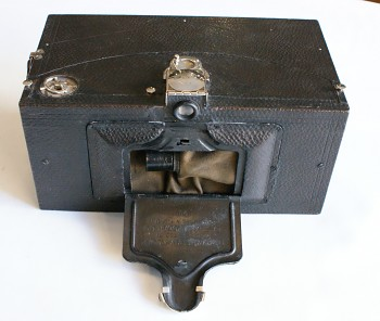 Kodak - No.4 Panoram Model B rok 1894