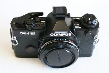 Olympus OM-4 Ti tělo