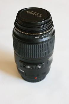 Objektiv Canon 100mm 1:2,8f Macro USM