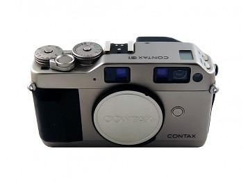 Contax G1 tělo