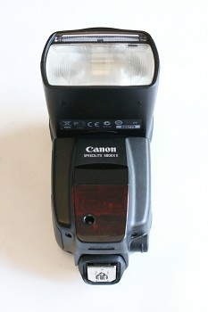 Blesk Canon  580 EX II + Pouzdro