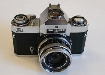 Icarex 35 CS Zeiss Ikon obj: Skoparex 3,4/35mm