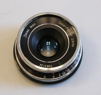 Objektiv Color Pantar 50mm/2,8