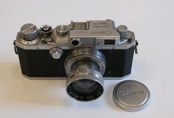 Canon Camera obj: Canon 1,9/50mm