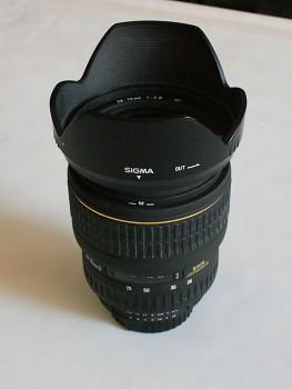 Objektiv Sigma EX   28-70mm 2,8f Bajonet Nikon