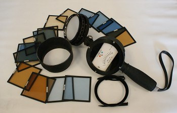 Collux III Colormetr Lux- Meter , set
