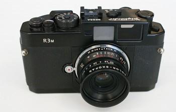 Voigtlander Bessa R3m Obj: Color Skopar 35mm F2,5 MC