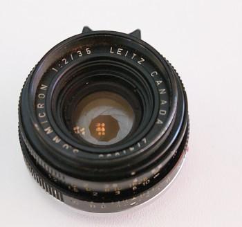 Objektiv Leitz Summicron 1:2/35mm Bajonet M