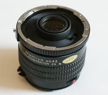 Mamiya Teleconverter 2xN  M645