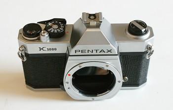 Tělo Pentax K 1000