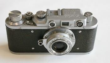 Zorki obj: Industar -22  1:3,5f  50mm + Brašna