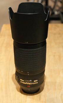 Objektiv Nikon ED AF-S 70-300mm VR 1:4,5/5,6G