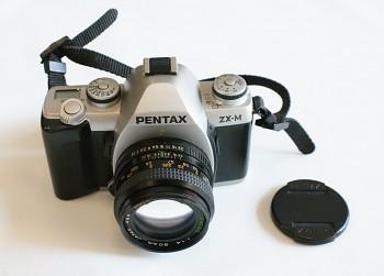 Pentax ZX-M obj: Auto Chinon 50mm / 1,4F Bajonet K M