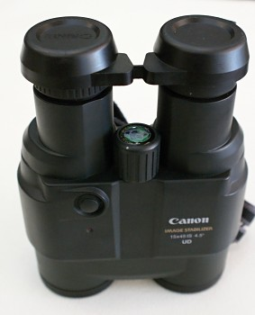 Dalekohled Canon Image Stabilizer 15x45IS UD + Brašna