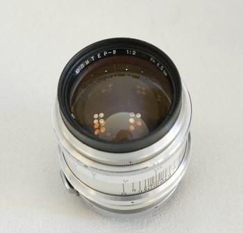 Objektiv Jupiter 1:2/85mm Jupiter Bajonet Kiev 4