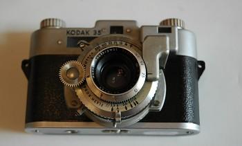 Kodak 35 Obj: Anastigmat 3,5/50mm