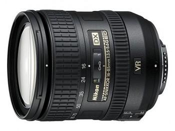 NIKON 16-85mm f/3.5-5.6G ED VR AF-S DX NIKKOR