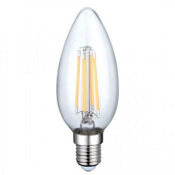 LEDISON RETRO LED CL 3,6W E14 CLEAR 827 COG