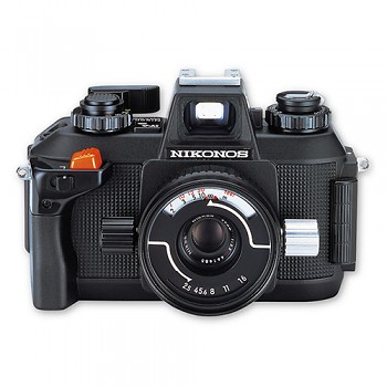 Nikonos IVa + Nikkor 35/2.5