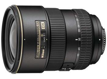 NIKON 17-55mm f/2.8G ED-IF AF-S DX NIKKOR