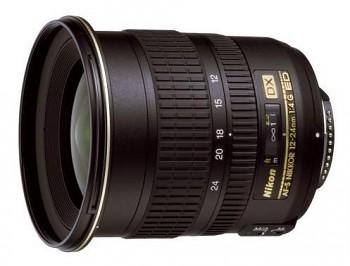 NIKON 12-24mm f/4G ED-IF AF-S DX NIKKOR