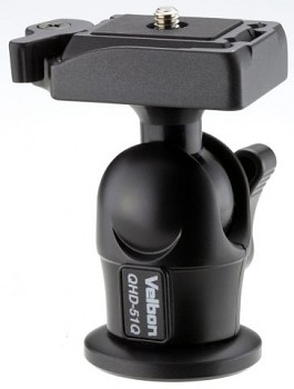 Velbon QHD-51Q kulová hlava
