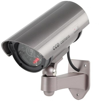 Atrapa kamery König SEC-DUMMYCAM30 venkovní