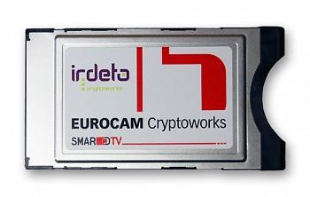 Modul Cryptoworks - SCM/EUROCAM/Irdeto
