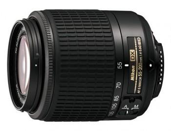 NIKON 55-200mm f/4-5.6G ED AF-S DX NIKKOR