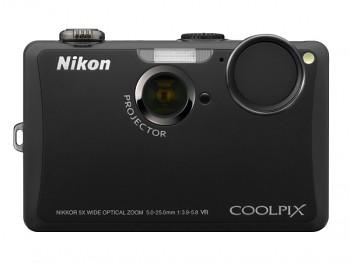 NIKON COOLPIX S1000pj černý