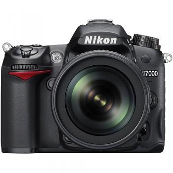 NIKON D7000 + 18-200 AF-S DX VR II