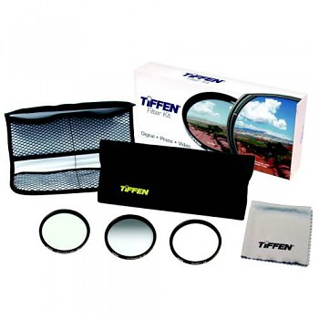 TIFFEN 62mm SLIM Filtr Kit