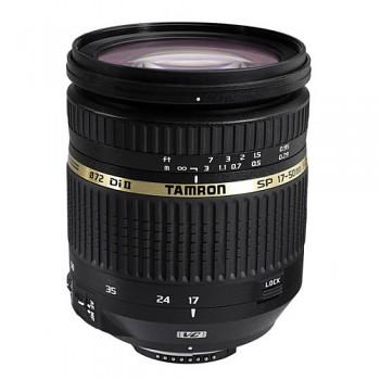 TAMRON SP AF 17-50mm F/2.8 XR Di-II VC LD Asp. (IF) pro Nikon