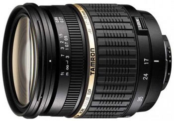 TAMRON AF SP 17-50mm F/2.8 XR Di-II LD Asp.(IF) pro Nikon