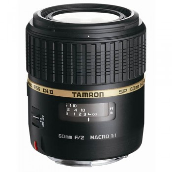 TAMRON SP AF 60mm F/2.0 Di-II LD (IF) Macro 1:1 pro Nikon