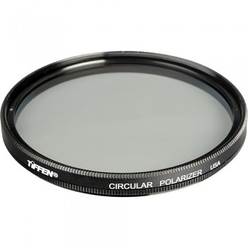 TIFFEN 62mm Polarizační Filtr Cirkulární